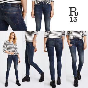 R13 Extra Skinny Jean